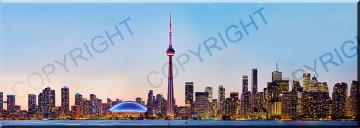 "Toronto 72"" X 24"" T-3"